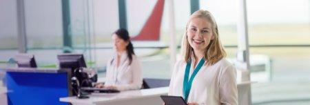 HappyOrNot in Airports - Give your passengers the best airport experience