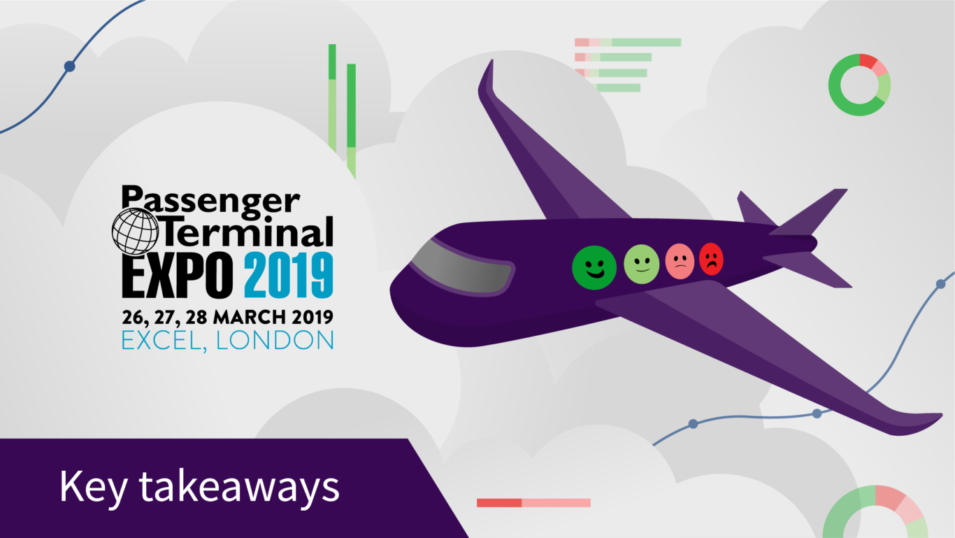 Key takeaways Passenger Terminal Expo 2019