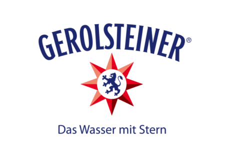 HappyOrNot Customer logo: Gerolsteiner