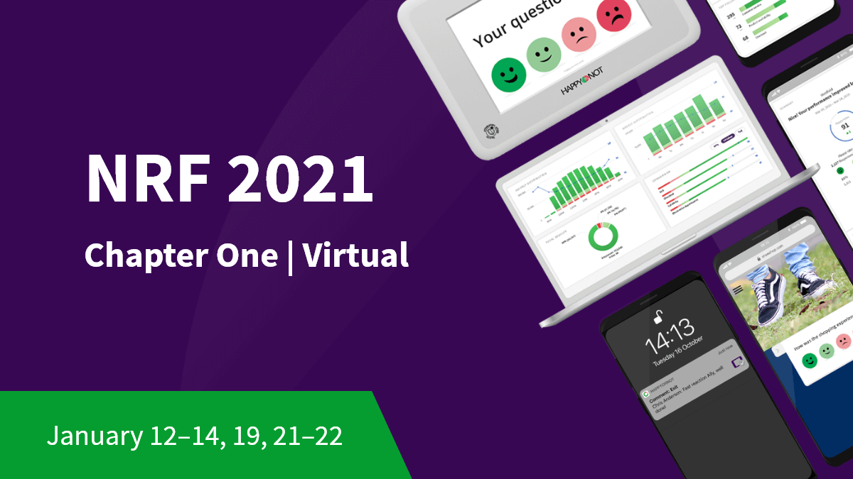 NRF 2021, Chapter One, Virtual Event